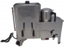 Máquina de café 3 litros c/ bule inox
